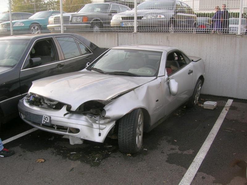 """Le 5/112011 après-midi """"Mercedes-Benz Passion au centre Technique MB de Stains Dscn6036"""