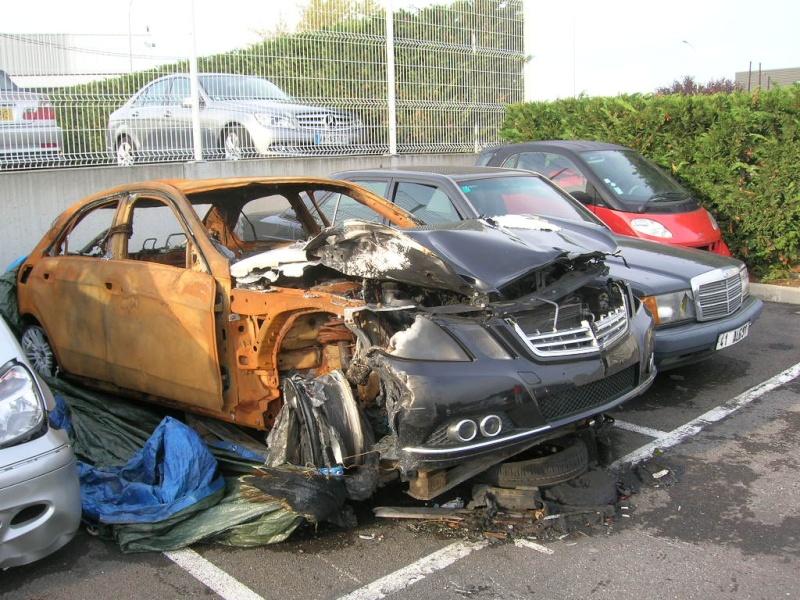 """Le 5/112011 après-midi """"Mercedes-Benz Passion au centre Technique MB de Stains Dscn6037"""
