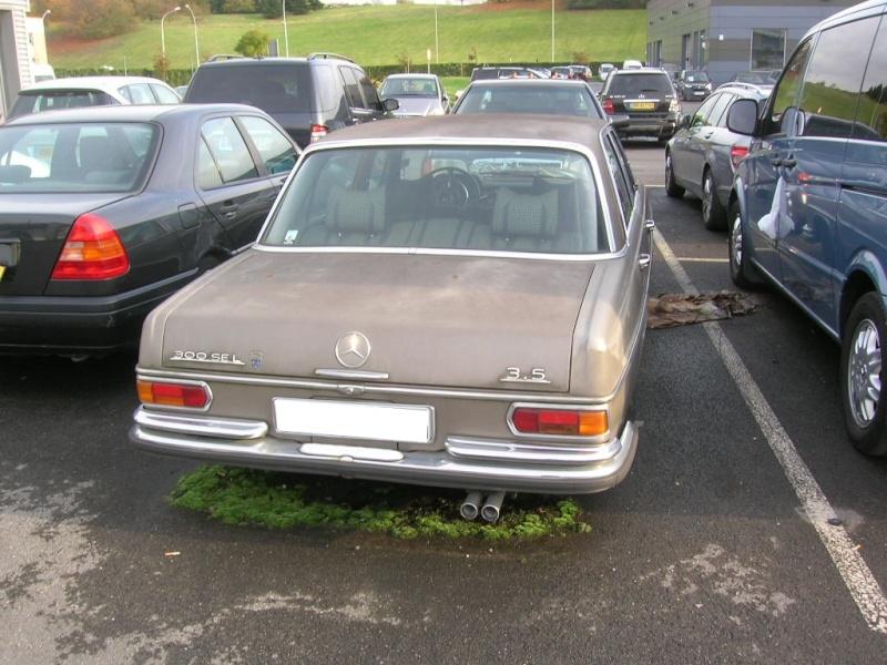 """Le 5/112011 après-midi """"Mercedes-Benz Passion au centre Technique MB de Stains Dscn6038"""