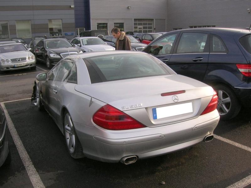 """Le 5/112011 après-midi """"Mercedes-Benz Passion au centre Technique MB de Stains Dscn6040"""