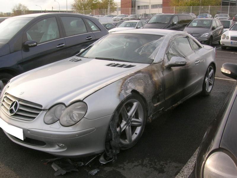 """Le 5/112011 après-midi """"Mercedes-Benz Passion au centre Technique MB de Stains Dscn6041"""