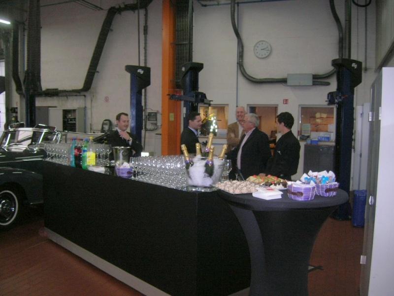 """Le 5/112011 après-midi """"Mercedes-Benz Passion au centre Technique MB de Stains Dscn6042"""