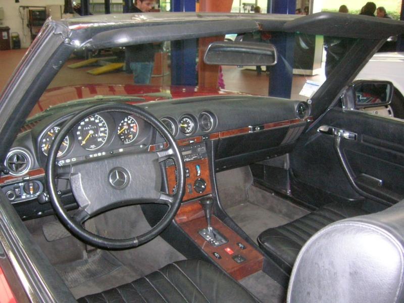"""Le 5/112011 après-midi """"Mercedes-Benz Passion au centre Technique MB de Stains Dscn6046"""