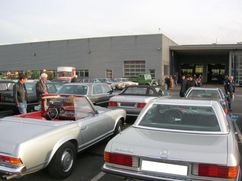 """Le 5/112011 après-midi """"Mercedes-Benz Passion au centre Technique MB de Stains Dscn6053"""