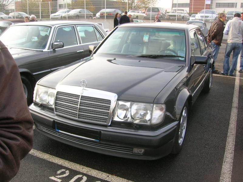 """Le 5/112011 après-midi """"Mercedes-Benz Passion au centre Technique MB de Stains Dscn6054"""