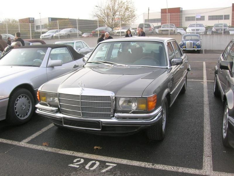 """Le 5/112011 après-midi """"Mercedes-Benz Passion au centre Technique MB de Stains Dscn6055"""