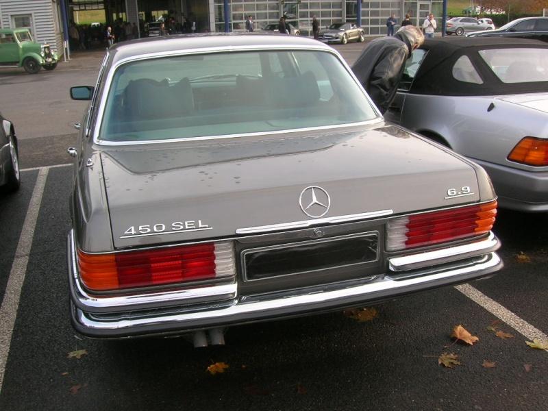 """Le 5/112011 après-midi """"Mercedes-Benz Passion au centre Technique MB de Stains Dscn6056"""
