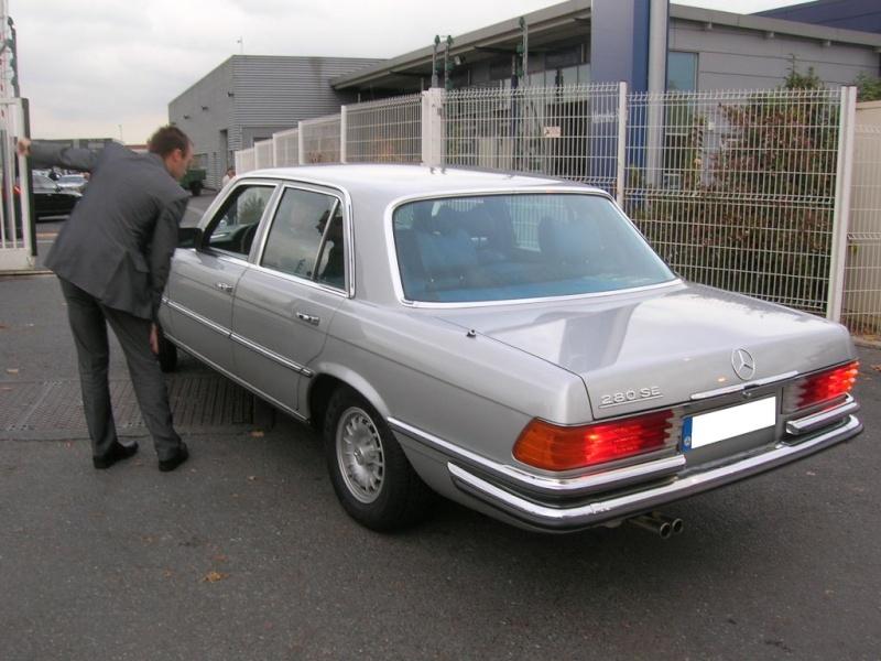 """Le 5/112011 après-midi """"Mercedes-Benz Passion au centre Technique MB de Stains Dscn6059"""