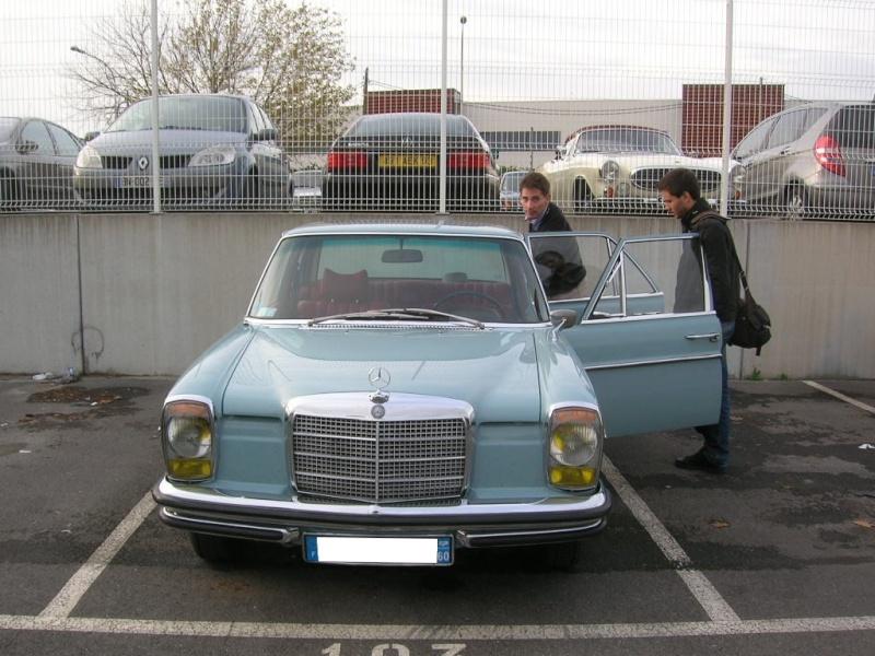 """Le 5/112011 après-midi """"Mercedes-Benz Passion au centre Technique MB de Stains Dscn6060"""