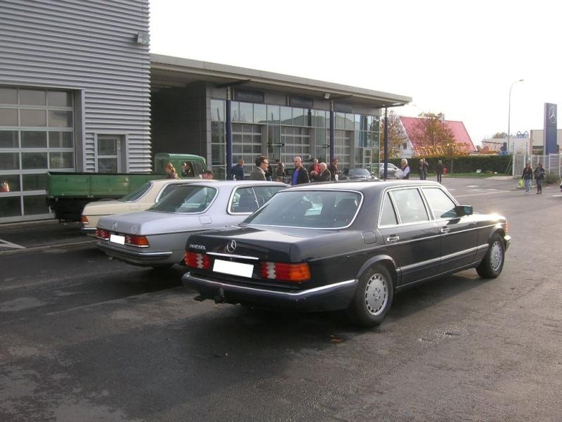 """Le 5/112011 après-midi """"Mercedes-Benz Passion au centre Technique MB de Stains Dscn6064"""