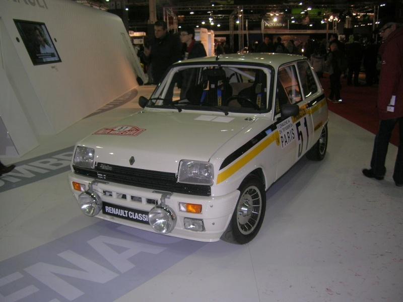 Salon Rétromobile du 1er au 5 février 2012 - Paris, Porte de Versailles Dscn6220