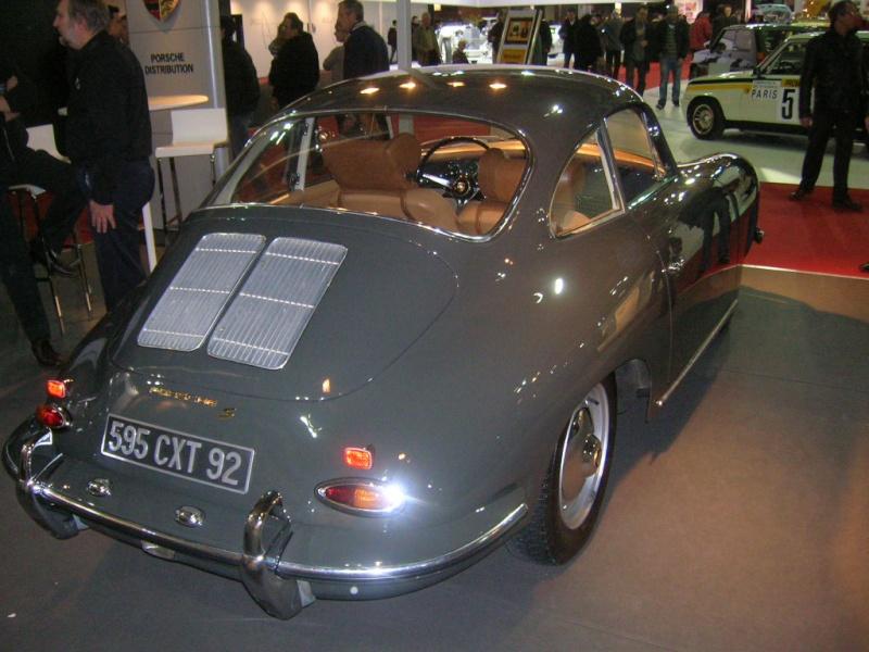 Salon Rétromobile du 1er au 5 février 2012 - Paris, Porte de Versailles Dscn6221