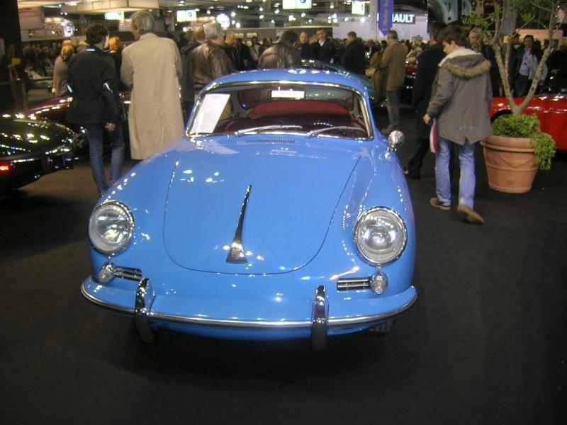 Salon Rétromobile du 1er au 5 février 2012 - Paris, Porte de Versailles Dscn6225