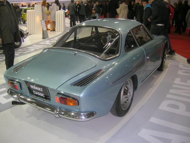 Salon Rétromobile du 1er au 5 février 2012 - Paris, Porte de Versailles Dscn6229