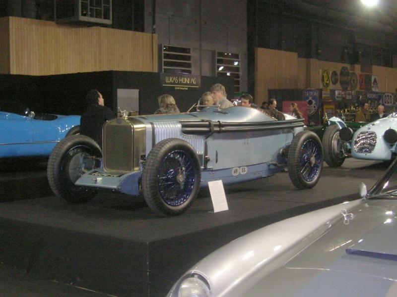 Salon Rétromobile du 1er au 5 février 2012 - Paris, Porte de Versailles Dscn6231