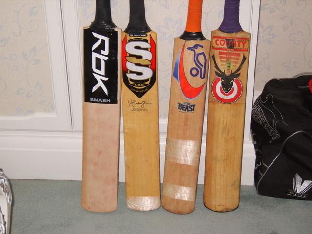Best Kit Competition. Bats10