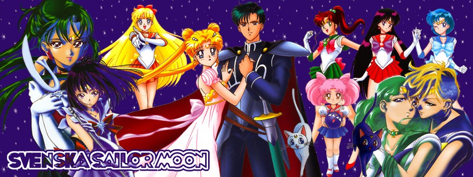 Svenska Sailor Moon