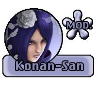 Moderadora Konan-san