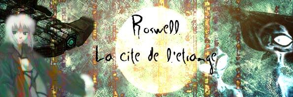 Roswell la cité de l'étrange