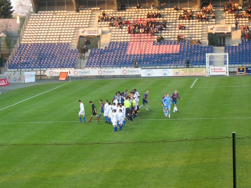 [Châteauroux - Amiens] // Photos du match 04_04_15
