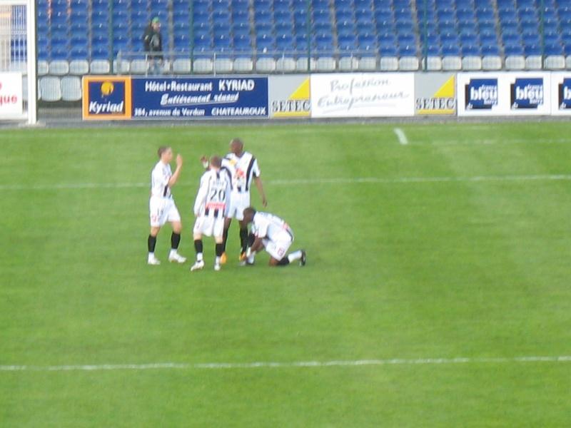 [Châteauroux - Amiens] // Photos du match 04_04_18