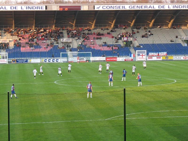 [Châteauroux - Amiens] // Photos du match 04_04_20