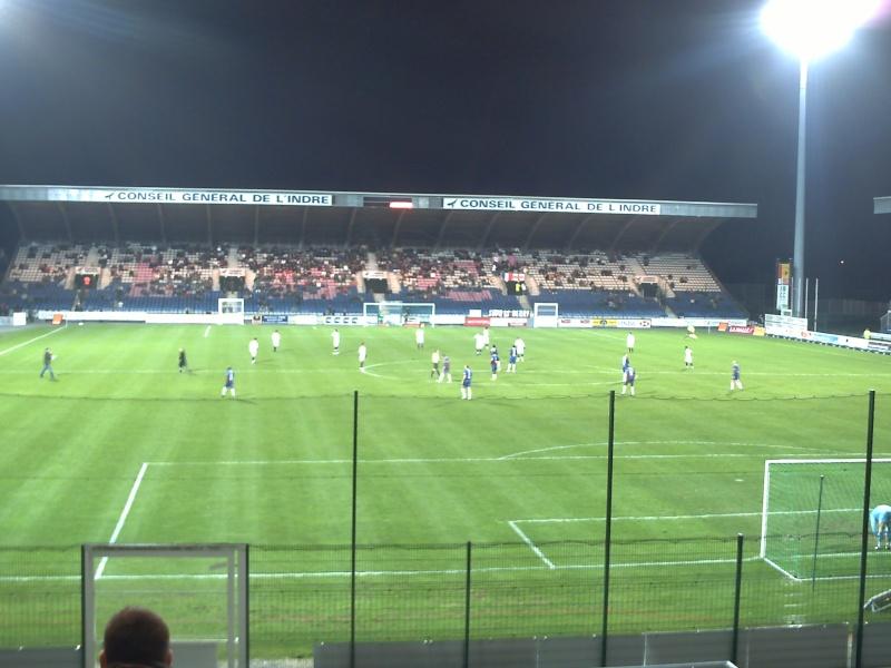 [Châteauroux - Guinguamp] // Photos et vidéos du match 07_03_11