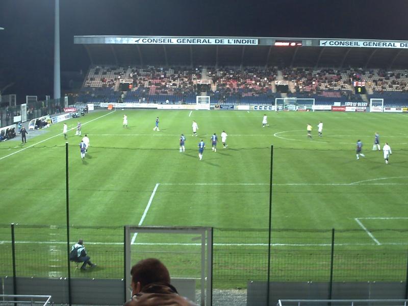 [Châteauroux - Guinguamp] // Photos et vidéos du match 07_03_12
