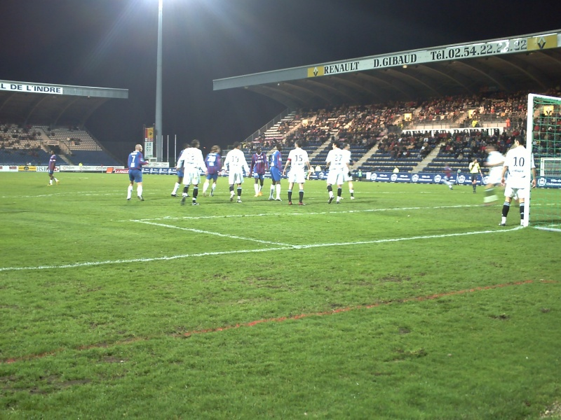 [Châteauroux - Guinguamp] // Photos et vidéos du match 07_03_14