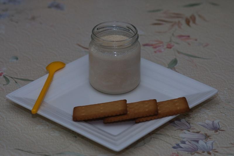 Yaourts aux biscuits THE de LU Yaourt10