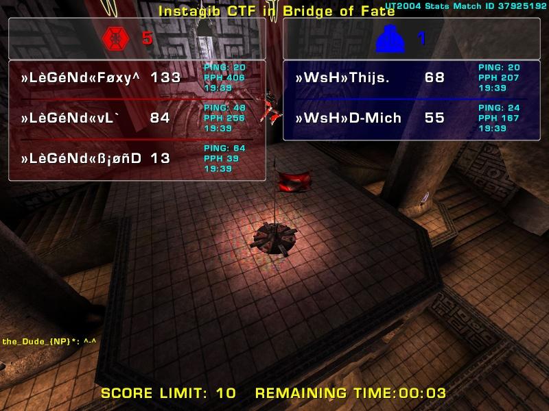 Result third Clanwar in Tournament against WsH Clanwa18