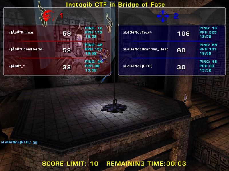 Result 9th Clanwar semi-final in Tournament against AoA Clanwa30