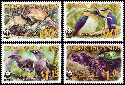 COOK Inseln Ck154010
