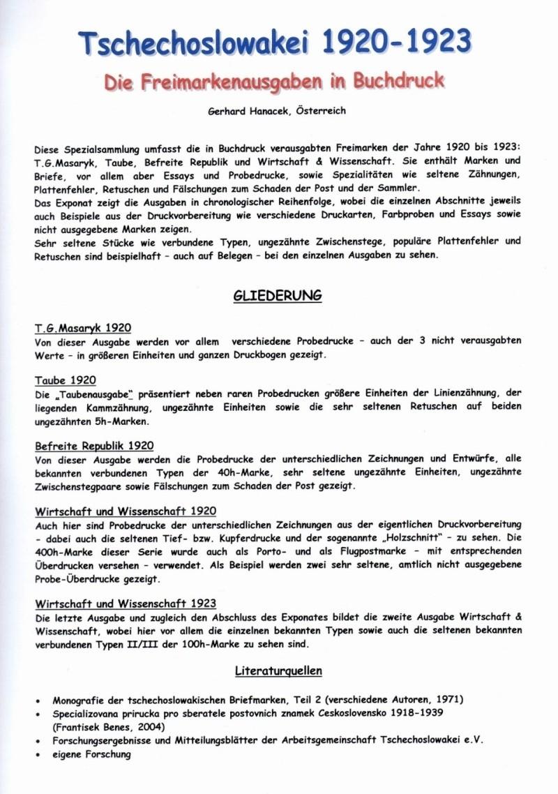 Tschechoslowakei Exh00110