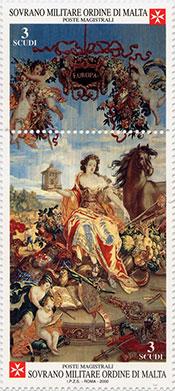 Vatikan: Malteser-Briefmarken anerkannt F_araz10