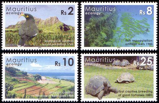 Mauritius Mu102110
