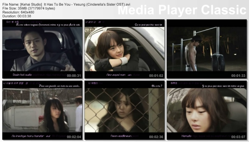 [K-music] YeSung - It has to be you (Cinderella sister) Thumbs41