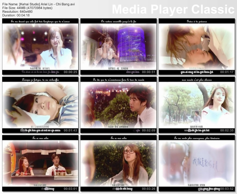 [Tw-music] Ariel Lin - Chi Bang (In Time With You) Thumbs58