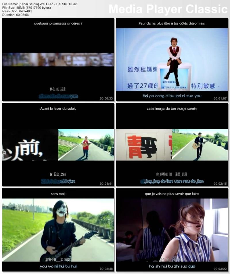 [Tw-music] Wei Li An - Hai Shi Hui (In Time With You) Thumbs59
