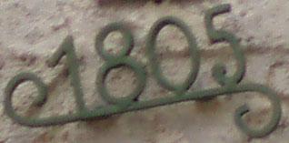 Enigme 12, 1 rue des écoles 180511