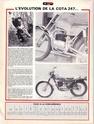 essai de la cota 248 de moto journal n° 484 Cota_214