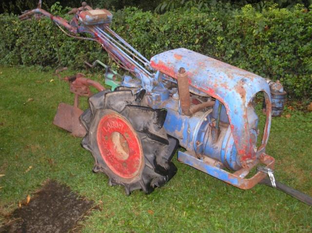 labor - Motoculteur Labor P20 P9180210