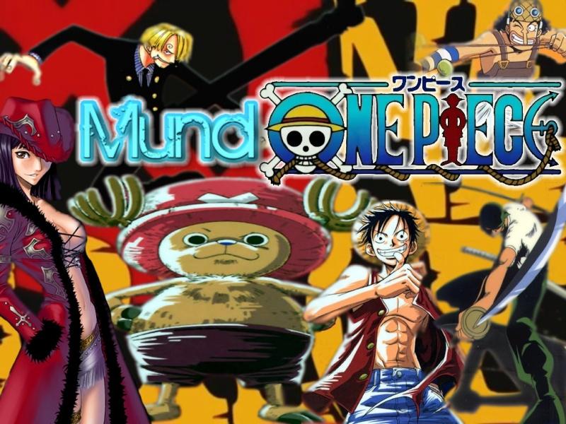 Mundo One Piece
