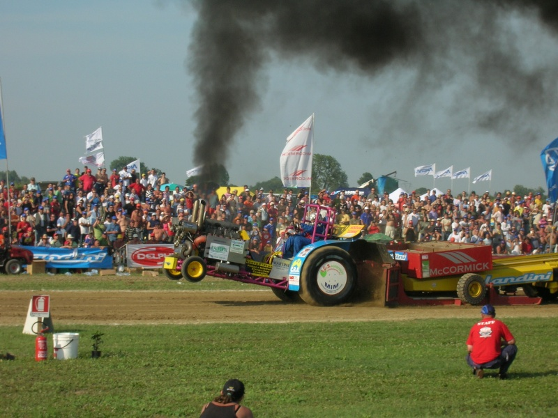 Tractor pulling 2007 Dscn3513
