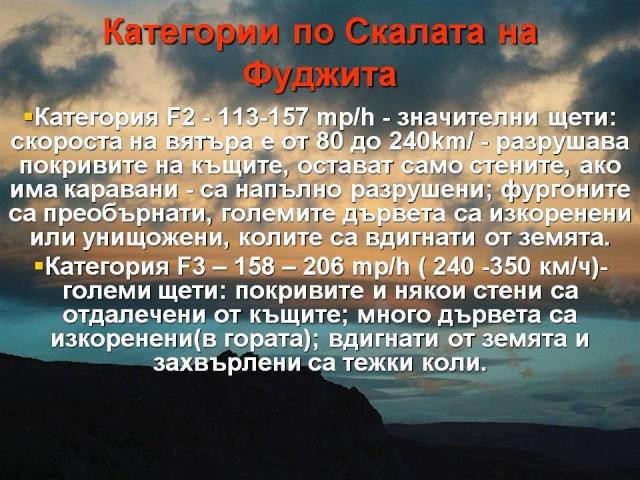 Идват ли торанадата в България? Tornad24