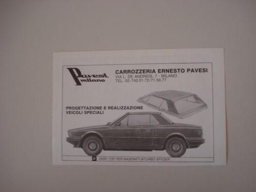 Pareri Maserati Spyder i MY90 (2800 cc) - Pagina 2 Kgrhqq11