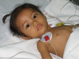La chaine de l'espoir = Association d'aide médicale à l'enfance Camodg10