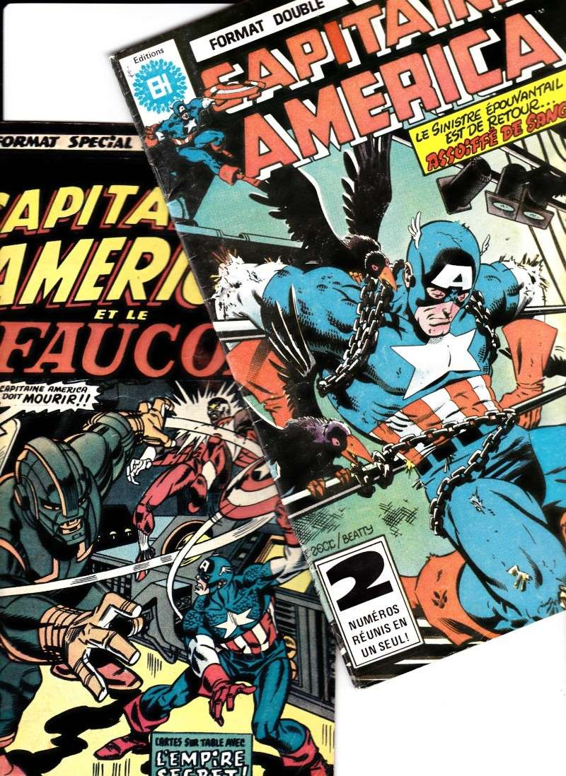 ma collection de Bande dessinée - Page 7 Captan10