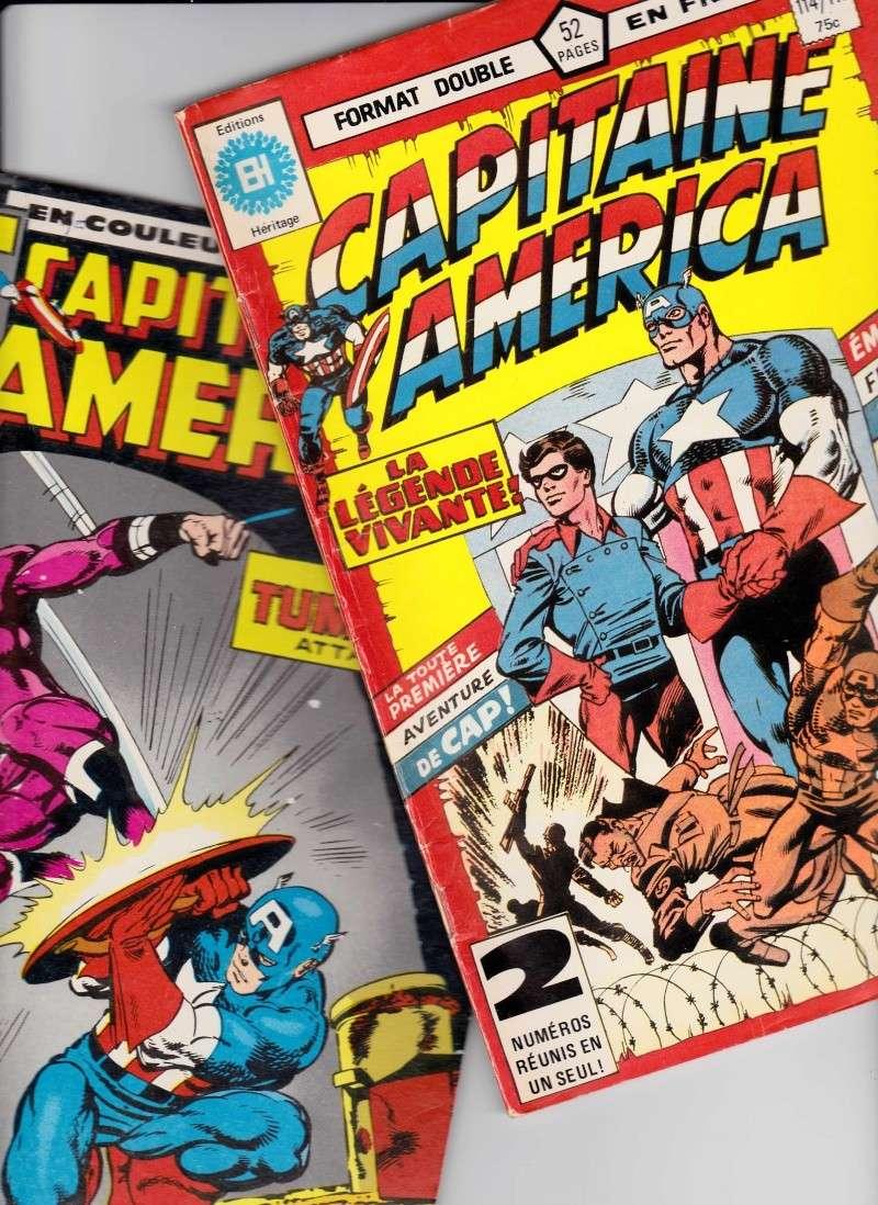 ma collection de Bande dessinée - Page 7 Captan11