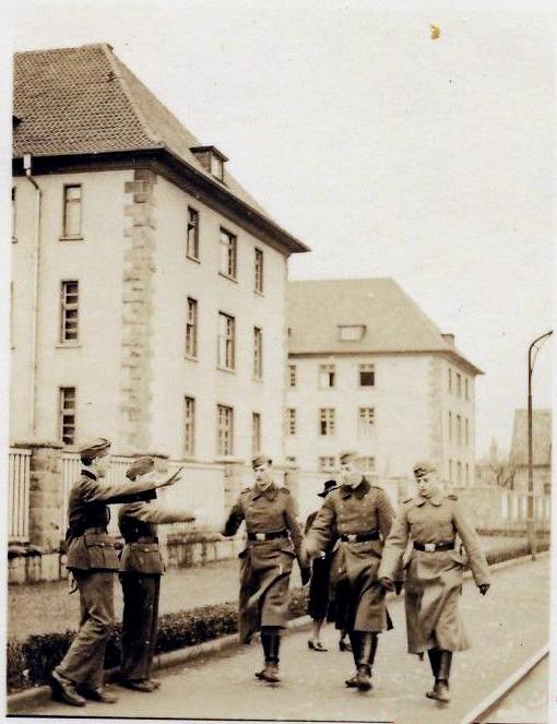 Ripon Barracks 1940 Dgu10